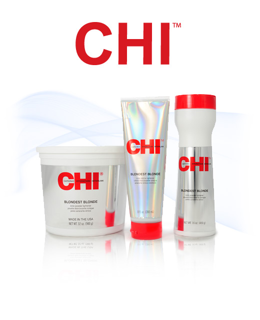 CHI Blondest Blonde Lighteners