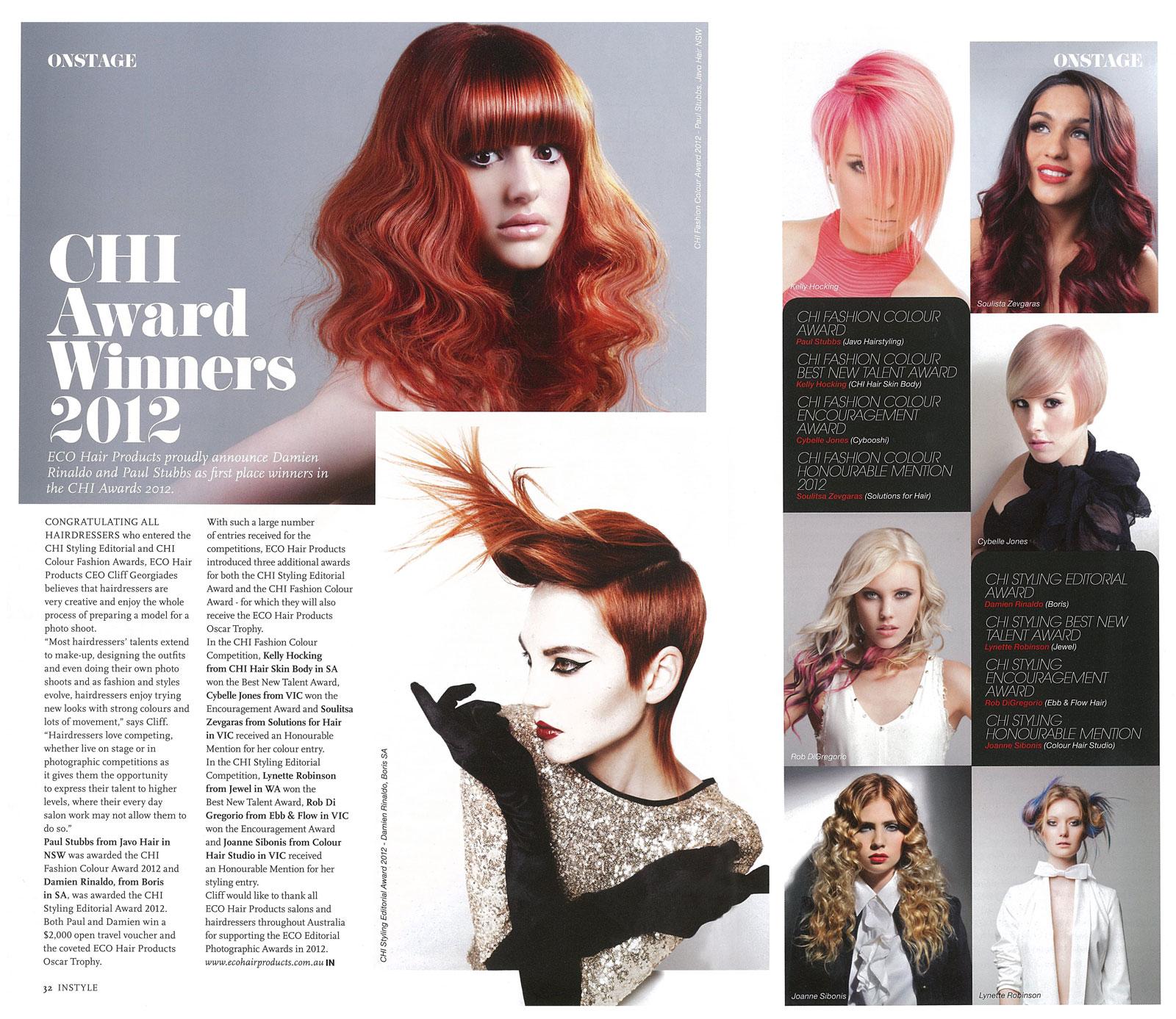 Eco Hair Products Salon News