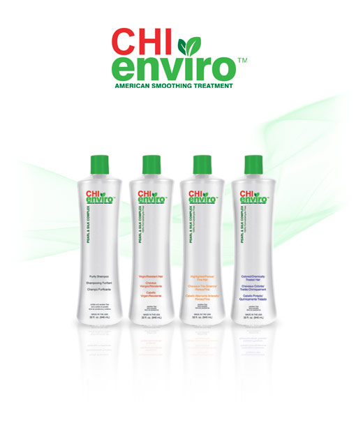 CHI Enviro, Formaldehyde Free Smoothing Treatment